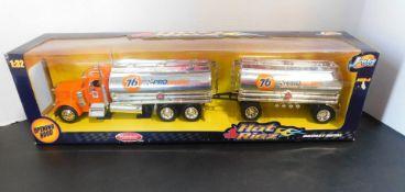 Jada Toys Peterbilt 379 Die Cast Metal Toy