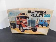 AMT California Hauler 359 Model, T500