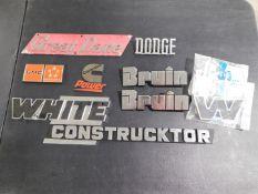Various Emblems