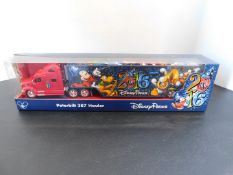 Disney Peterbilt 387 Hauler Toy