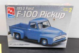 Amt/ERTL 1953 Ford F-100 Pickup Model, 6487
