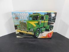 AMT Diamond Reo Tractor Model, AMT719/06