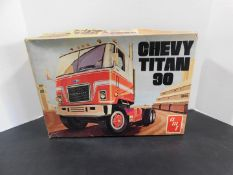 AMT Chevy Titan 90 Model, T509