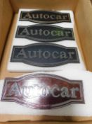 Auto Car Emblems