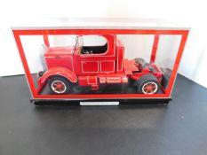 1945 Mack FK Chain Drive Truck Encased Model