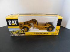Norscot Die Cast Metal CAT 631E Scraper 1:50 Scale