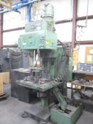 Natco Model F1-B Multi Spindle Drilling and Tapping Machine, s/n H6-998,12-Spindle