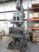 Natco Model C2B Holesteel Multi Spindle Drilling and Tapping Machine, s/n C2B-1028, 16-Spindle