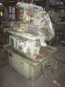 Cincinnati Model 0/12 Horizontal Production Mill, s/n 31401P5U-0002, Outboard Support, Milling