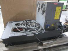 MAC Model MAC-50C-MR-V-4F-02 Cooling Unit, s/n 802031