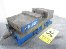 "Kurt 3620V 6"" Mill Vise"