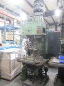 Natco Model H6 Multi Spindle Drilling and Tapping Machine, s/n H6-998, 12-Spindle
