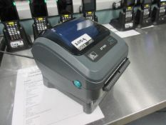 Zebra Barcode Label Printers