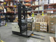 Crown Stand Up Order Picker Lift