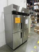 Upright Refrigerator/Freezer