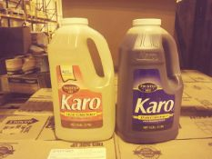 Light and Dark Karo Corn Syrup