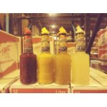 Assorted Drink Mixes, Purees and Syrups