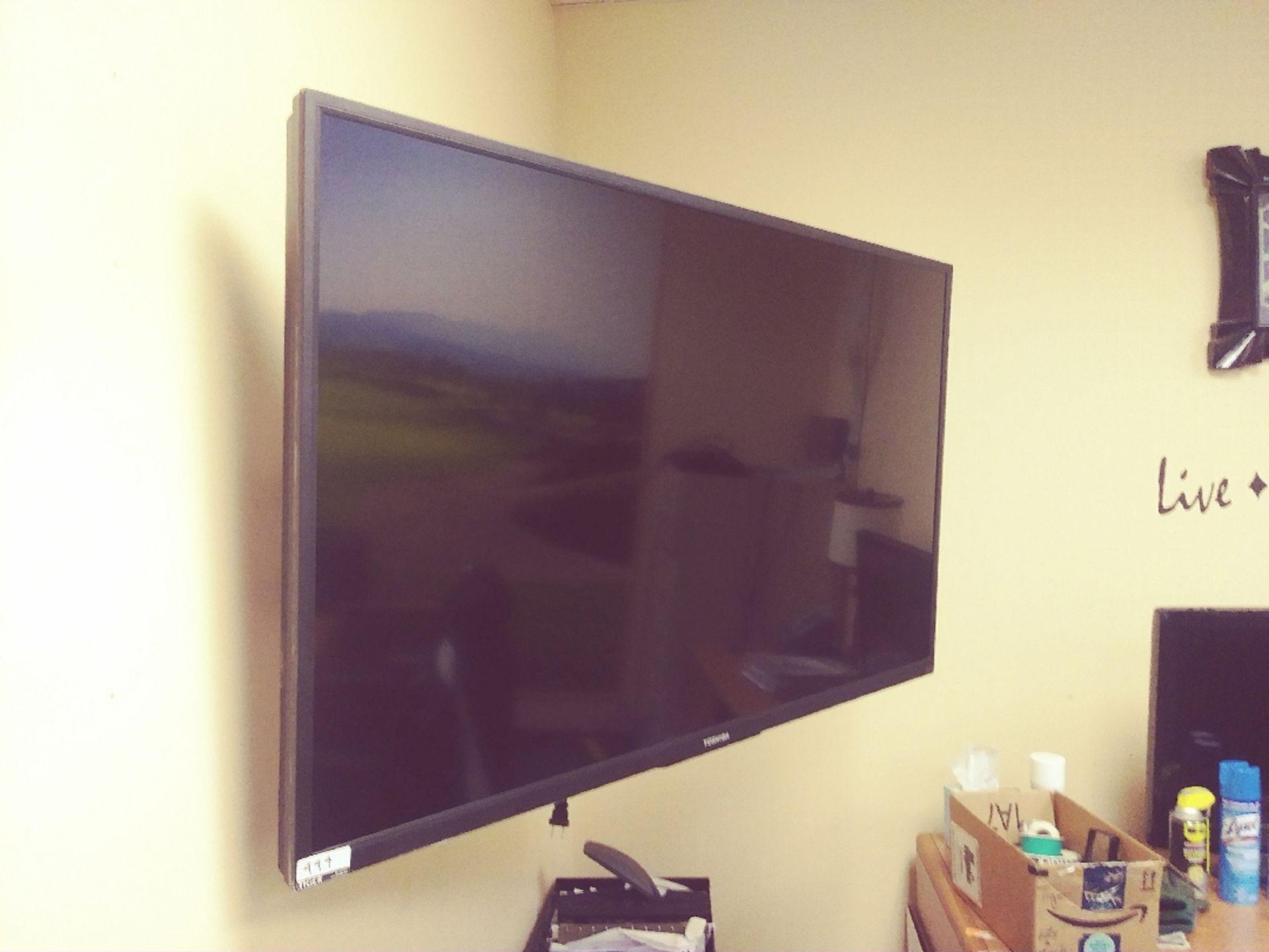 Toshiba 50in 4k Ultra HD TV