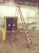 12ft. Fiberglass Step Ladder