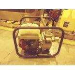 2in Semi-Trash Water Pump