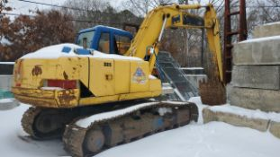 1995 Kobelco SK15OLC Excavator