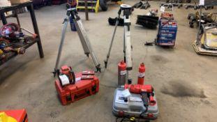 Laser & Core Drill Machine