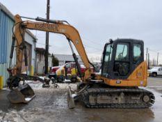 2017 Case Excavator CX80C
