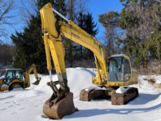 1999 Komatsu Excavator