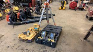 Topcon Laser & Tracker System