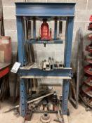 Shop Press, 20 Ton