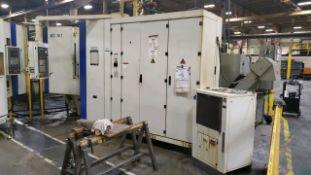 Heller MCi 16 Horizontal Machining Center