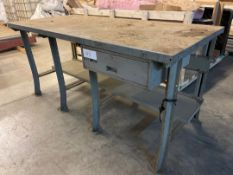 Lot Work Tables
