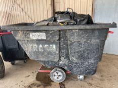 Utility Tilt Truck