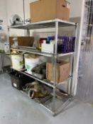 Chrome Adjustable Shelf