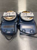 Lot (2) Hot Plate Stirrers