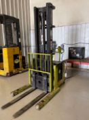 Clark Electric Forklift with Charger