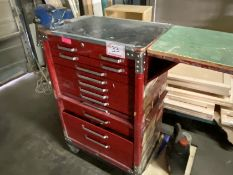 ROLLING TOOL CHEST W/ VISE