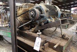 15HP/460V MOTOR & REDUCER