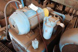 40HP HYDRAULIC POWER UNIT, 208-230/460V