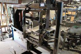 STREIFEL SPLIT SAW SHINGLE MACHINE, 40HP, 230/460V