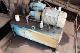 40HP HYDRAULIC POWER UNIT, 230/460V