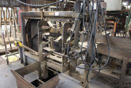DIASAW HYDRAULIC SHINGLE MACHINE, 40HP, 208-230/460, 100AMP DISCONNECT