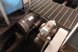 10HP, 230/460V MOTOR W/ HOLROYD REDUCER