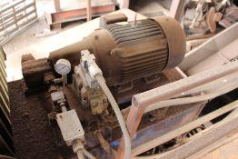25HP HYDRAULIC POWER UNIT, 230/460V