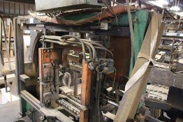 SPLIT SAW HYDRAULIC SHINGLE MACHINE, 40HP, 460V, DIGITAL READOUT, W/ DISCONNECT