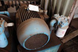 40HP HYDRAULIC POWER UNIT, 460V