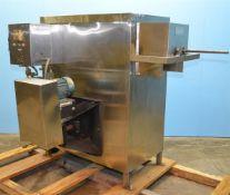 Cretors FT200 200 lb/hr Continuous Dry Popper - Natural gas fired - 120,000 btu/hr - Serial#91031063
