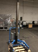 Savage model B Kettle Lifter with motorized tilt