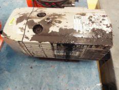 BEKER model D71B4P vacuum pump