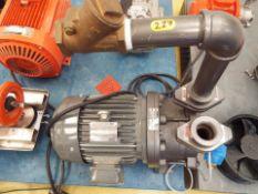Vaccutech A2 3 HP vacuum pump